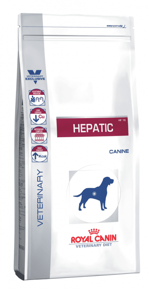 Royal Canin Veterinary Diet Dog Hepatic 12 kg