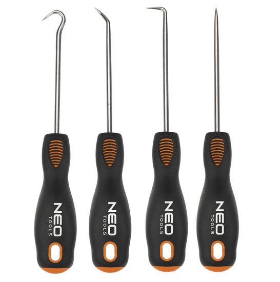 NEO Tools komplet kuka, 4-dijelni (04-230)