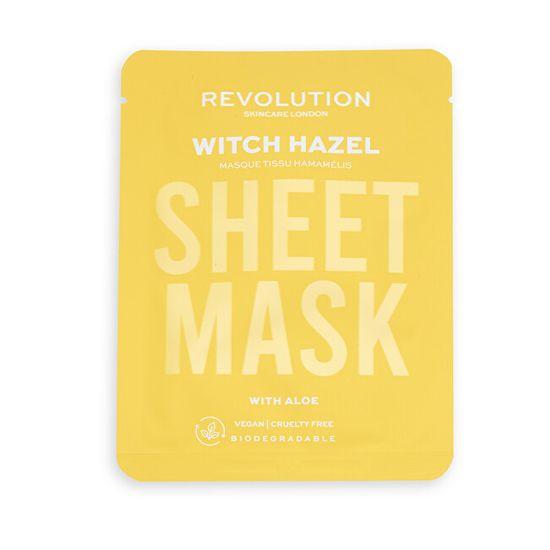 Revolution Skincare Biorazgradljiv komplet (Blemish Prone Skin Sheet Mask)