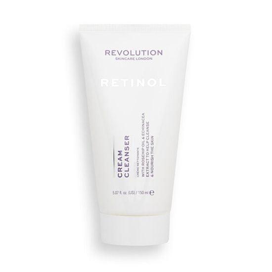 Revolution Skincare Oczyszczający krem do twarzy Retinol ( Clean ser)Cream ( Clean ser) 150 ml