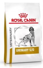 Royal Canin Veterinary Health Nutrition Dog Urinary S/O Small 8 kg