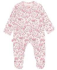 Boboli dekliški pajac z dolgimi rokavi 102092, 50, roza