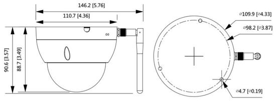 Dahua IPC-HDBW1235EP-W (IPC-HDBW1235EP-W-0280B-S2)
