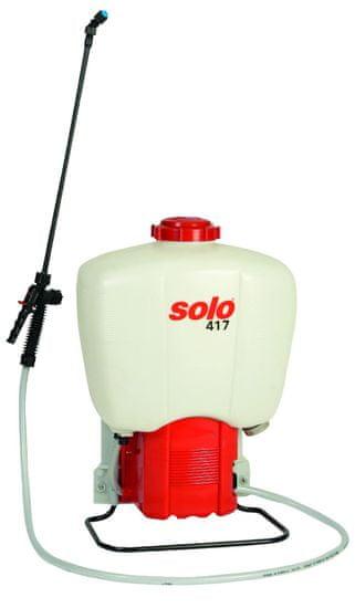 Solo 417 baterijska škropilnica, 18 l