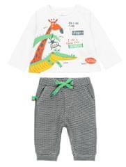 Boboli fantovski set majice in hlač 112116, 92, bež