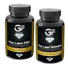 GF nutrition Max Lean PRO + Max Lean Women - 90 kapslí