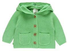 Boboli Sweter dziecięcy z kapturem 112037 62 zielony
