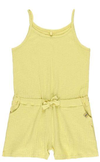 Boboli dekliška obleka iz organskega bombaža 622077
