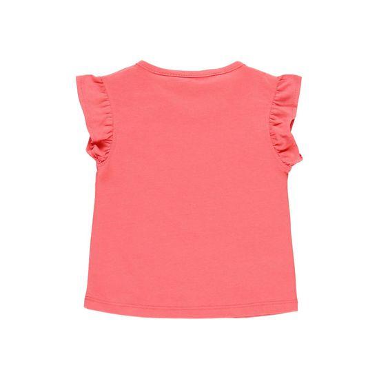 Boboli dívčí tričko se srdíčkem 212050