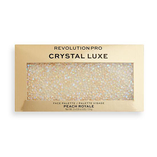 Revolution PRO Arcpaletta Crystal Luxe (Face Palette) 8,4 g