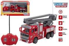SELIS gasilsko vozilo na dalinjsko vodenje