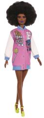 Mattel Barbie Model 156 - V jakni Letterman