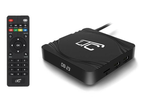 LTC SMART TV box multimetijski predvajalnik 2GB/16GB Android 9.1 + bluetooth