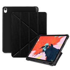 EPICO FOLD FLIP CASE iPad Air 10,9″ (2020) 51511101300002, čierna