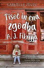 Gabrielle Zevin: Tisoč in ena zgodba A. J. Fikryja, mehka vezava