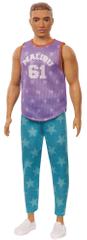 Mattel Barbie Model Ken 165 - Malibu 61 top