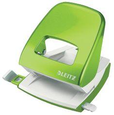 Leitz 5008 Wow luknjač, zelen
