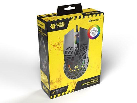 Tracer Gamezone Reika RGB miška (RMTMI093)