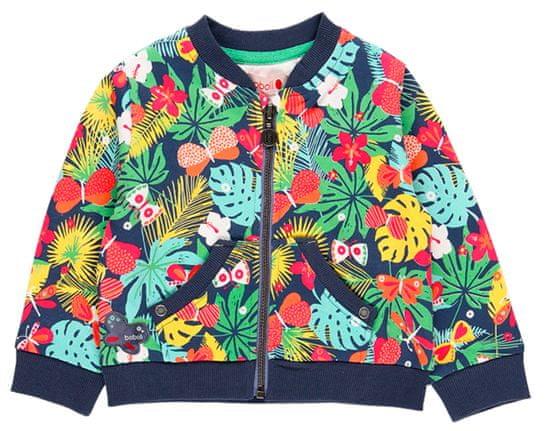 Boboli dekliški pulover brez kapuce 242143