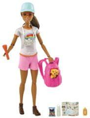 Mattel Barbie Wellness lutka Turist