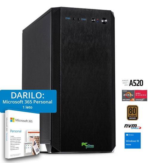 PCplus Magic namizni računalnik (141471) + DARILO: 1 leto Microsoft 365 Personal