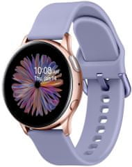 SAMSUNG Galaxy Watch Active2 (40 mm) Violet (SM-R830NADAXEZ)