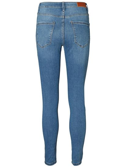 Vero Moda Női farmer VMSOPHIA 10193330 Light Blue Denim