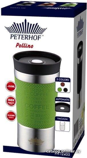 Peterhof PH-12435 termo potovalni lonček, 0,45L