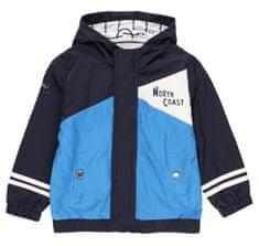 Boboli 502209 fantovska jakna s kapuco, temno modra, 104