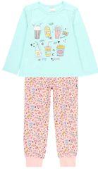 Boboli dívčí pyžamo 922069 92 vícebarevná