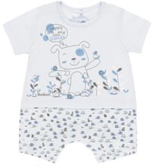 Boboli fantovska pižama 102205, 56, svetlo modra