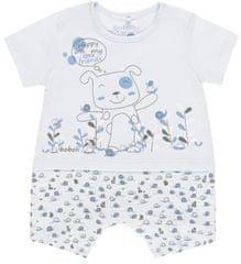 Boboli fantovska pižama 102205, 80, svetlo modra