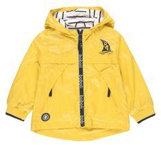 Boboli fantovska nepremočljiva bunda 302173, 74, rumena