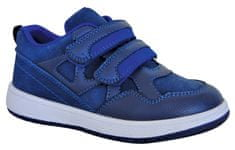Protetika chlapecké tenisky Hog 72017HOGNAVY 30 tmavě modrá