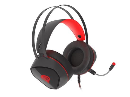 Genesis Cobalt 330, profesionalni gaming komplet 4/1 (tipkovnica, miška, slušalke, podloga)