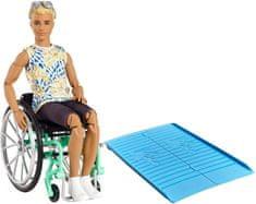 Mattel Barbie Model Ken na invalidním vozíku 167