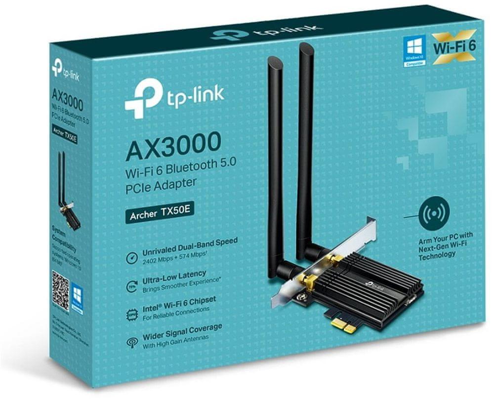 TP-Link Archer TX50E (Archer TX50E)