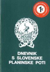 Dnevnik s Slovenske planinske poti 2020, mehka vezava