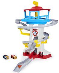 Spin Master Mancsőrjárat Őrtorony versenypálya
