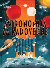 Lara Albanese: Astronomija za radovedne, trda vezava