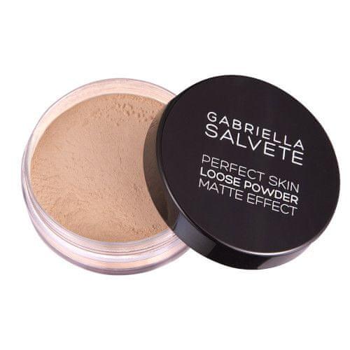 Gabriella Salvete Sypký matující pudr Loose Powder 6,5 g