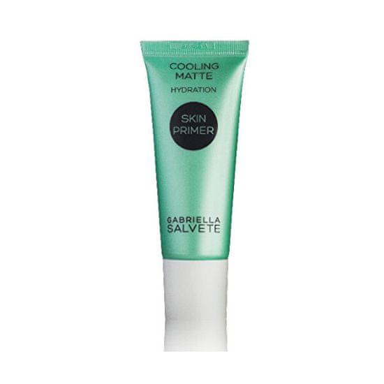 Gabriella Salvete Baza pod makijaż Cooling Matte (Skin Primer) 20 ml