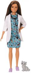 Mattel Barbie Prvi poklic – Veterinarka