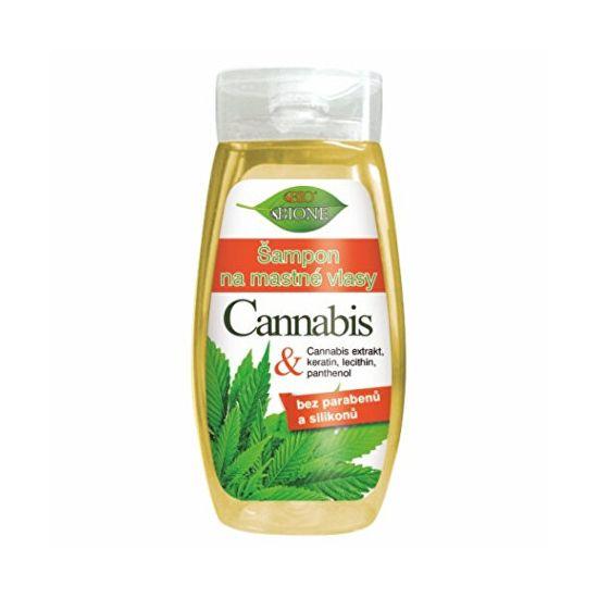 Bione Cosmetics Šampon za mastne lase Konoplja 260 ml
