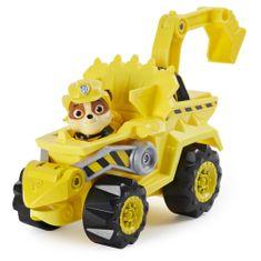Spin Master Tačke na patrulji Rubble Dino tematska vozila