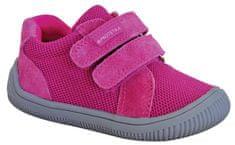 Protetika dívčí barefoot tenisky Dony 72021DONYFUXIA 19 růžová