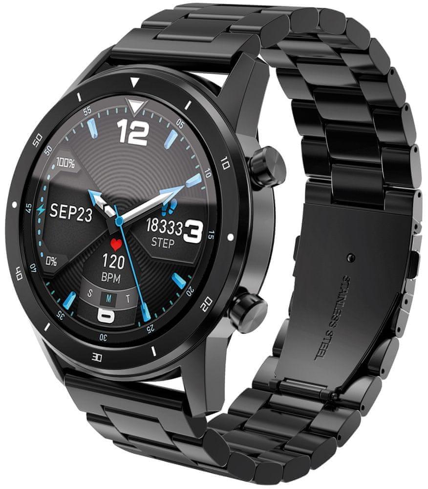 Aligator Watch PRO (Y80), Black