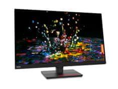 Lenovo ThinkVision P32p-20 IPS WLED UHD monitor (62A2GAT2EU)