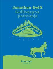 Jonathan Swift: Gulliverjeva potovanja, trda vezava