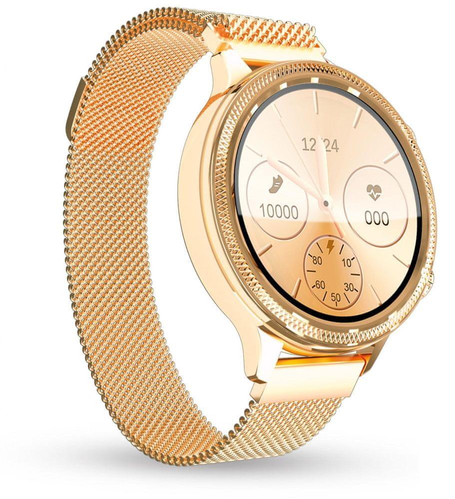Aligator Watch Lady (M3), Gold - použité